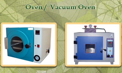 Vacuum Oven Security Alarm System