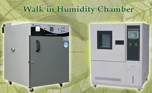 Walk In Humidity Chamber Safety Alarm
