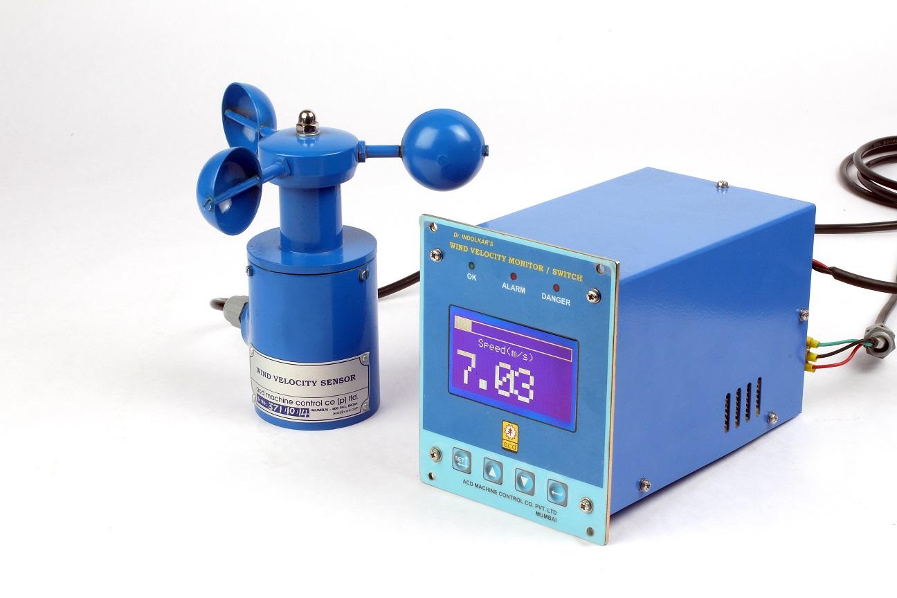 Wind Monitoring Switch