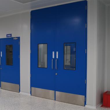 Clean Room Doors